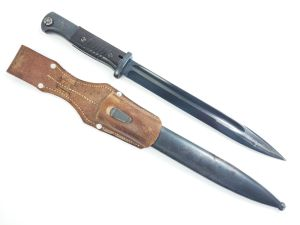 Excellent 1938 K98 Bayonet - Matching Scabbard
