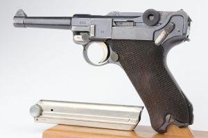 G Date Mauser Luger - Matching Magazine