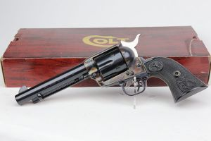 ANIB Colt Single Action Army Revolver - 1979 Mfg