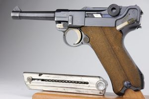 Excellent Nazi Mauser Luger - G Date
