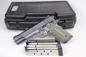ON HOLD - ANIB Kimber Tactical Custom II