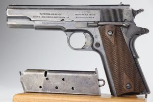 ON HOLD - Early Colt 1911 - 1913 Mfg - Provenance