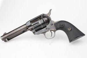 1907 Colt SAA Revolver - Factory Letter