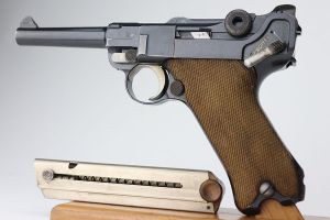Rare DWM Navy Luger Variant