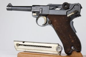 Rare Portuguese Mauser 1906/34 Luger