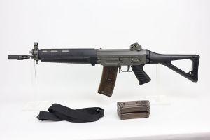 Rare SIG SG551-2 SP SWAT Rifle