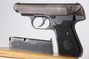 ON HOLD - Police Eagle/C Sauer 38h