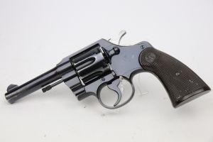Colt Official Police Revolver - 1962 Mfg