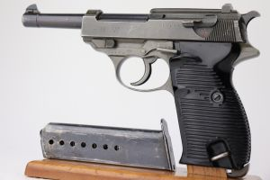 Rare, Excellent Nazi Mauser P.38 - SVW 45