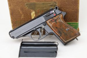 Boxed .22 Walther PPK - 50th Anniversary