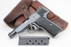 Walther Model 4 Rig