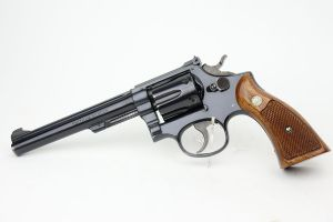 Beautiful Smith & Wesson K-22 Masterpiece