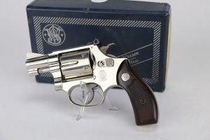 Boxed Smith & Wesson Model 34-1 Kit Gun