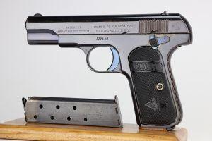 Colt M1903 Pocket Hammerless - 1912 Mfg