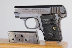 Colt M1908 Vest Pocket - 1920 Mfg