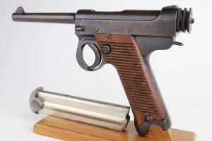 Early Nambu Type 14 - 1929 Mfg