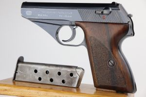 Early Nazi Mauser HSc