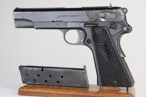 Nazi Radom VIS Model 35 - Slotted Frame