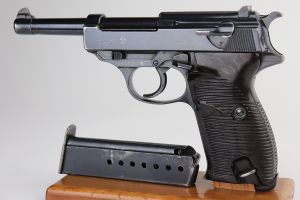 Scarce, Excellent Walther P.38 - ac 40