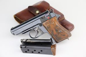 Scarce Walther PPK Rig - Million Series