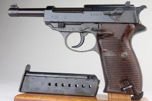 Excellent 1944 Nazi Mauser P.38 - BYF 44
