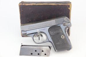 Boxed Colt 1908 Vest Pocket