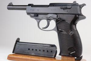 Excellent Mauser P.38 - Police Eagle L