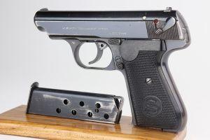 Rare Sauer 38h - Police Eagle/F