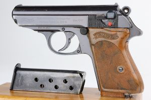 Rare Walther PPK - RPLT Marked
