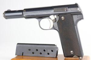 Nazi Astra 600 - Matching Magazine