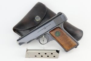 Excellent Ortgies Rig - Police Holster
