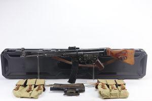 Rare, Incredible Nazi Steyr MP44 - Scoped Configuration
