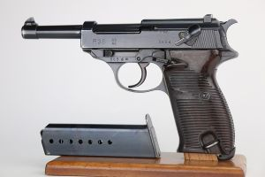 Excellent 1942 Nazi Walther P.38 - AC 42