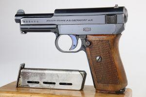 Excellent Mauser Model 1914/34