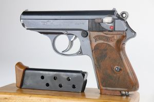 Excellent Bank-Issued Walther PPK