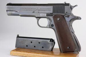 Scarce Colt 1911A1 - 1941 Mfg