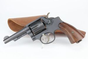 Excellent Smith & Wesson Victory Revolver