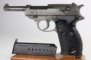 Dual-Tone Mauser P.38 - Police Eagle F