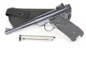 Minty Ruger Mark II Target Pistol