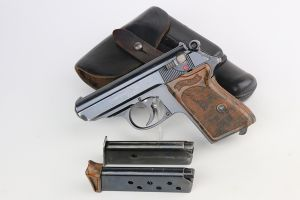 Rare 9mm Walther PPK Rig