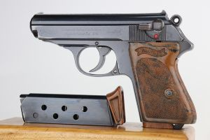 Rare 9mm Walther PPK