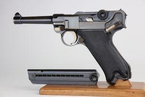 SOLD - Rare 1940 Krieghoff Luger