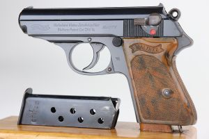 Beautiful Police Walther PPK - Matching Magazine