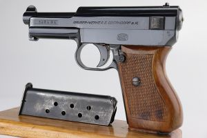 Excellent Nazi Army Mauser M1934