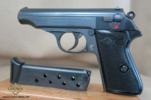 SOLD - Rare Tirolean Walther PP