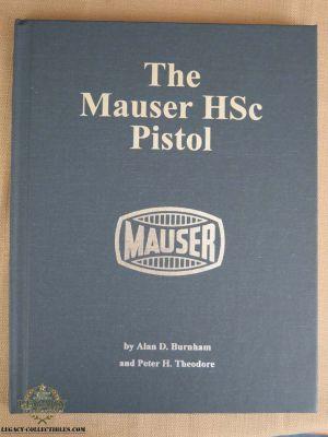 Mauser HSc Pistol - Hardcover Edition (Revised)