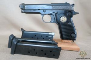 SOLD - RARE 9mm Beretta Iraqi Tariq