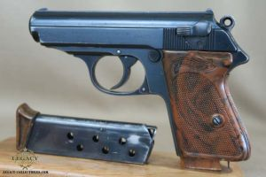 SOLD - SS Contract SS PPK - K Under -Matching Magazine