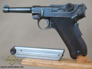 SOLD -  Bulgarian DWM, 1906 Luger