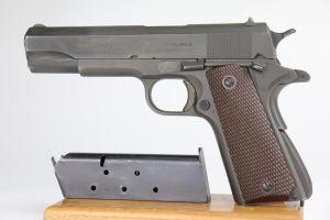Minty Colt 1911A1 - 1943 Mfg